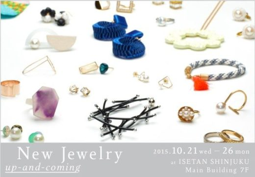 New Jewelry – up-and-coming